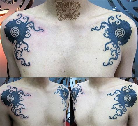 dayak tattoo studio 17 best images about borneo rose tattoo on pinterest
