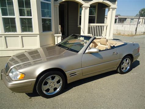 convertible mercedes 2000 2000 mercedes benz sl500 convertible 177230