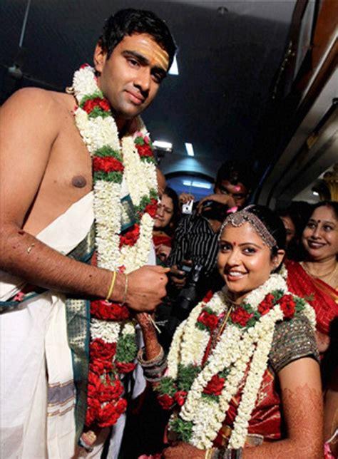 Cricketer ashwin marriage video