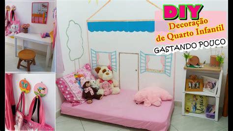 decorar quarto infantil decora 231 227 o de quarto infantil gastando pouco youtube