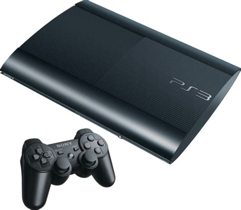 ps 3 console playstation 3 500gb console refurbished by eb