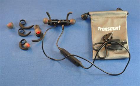 Tronsmart Encore Bluetooth Earphone S1 tronsmart encore s1 bluetooth sport headphones review xyber galaxy