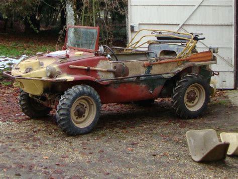 vw schwimmwagen found in forest jan44 april 44 vw166 com