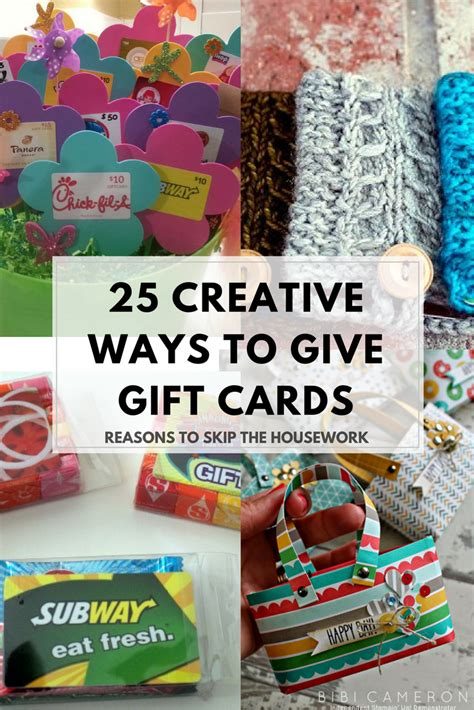 gift card ideas 25 creative gift card holders creative gifts card ideas