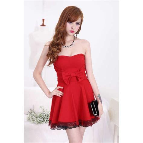 Mini Dress By Shopping Dulu mini dress model kemben d1515 moro fashion