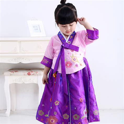 Korean Vest Dress One Set child hanbok korean new design hanbok korean dress