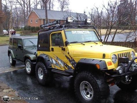 Way Of Jeep 2001 Jeep Wrangler Custom All The Way Id 24533 Motortopia