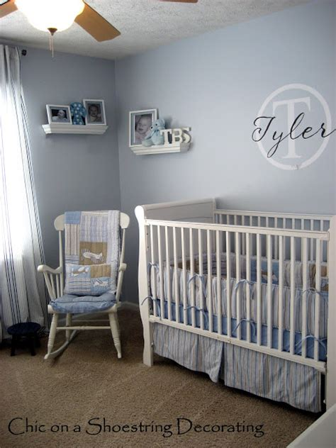 chic on a shoestring decorating bigger boy room reveal chic on a shoestring decorating my boy s nursery tour