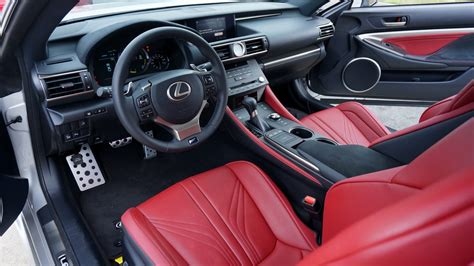 Lexus Rcf Interior by Lexus Rc 350 F Sport Interior