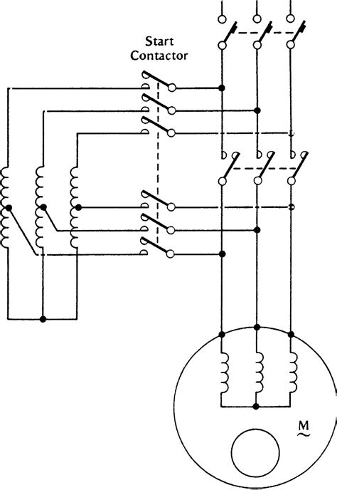 single phase autotransformer wiring diagram single get