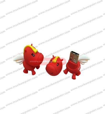 Sho Kuda Original flashdisk kingston kuda merah 16 gb