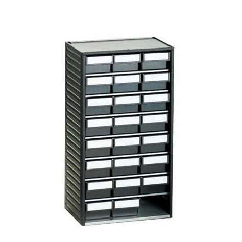 esd small parts storage small cabinet with polypropylene