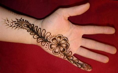 simple arabic mehndi designs mehndi designs step by step