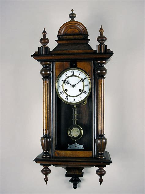 regulator junghans small antique german vienna regulator clock perth wa