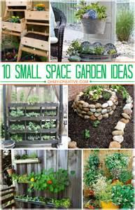 1o small space garden ideas oh my creative