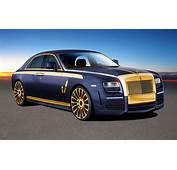 Mansory Rolls Royce Ghost 2010 Car Rendering Fonds D&233cran
