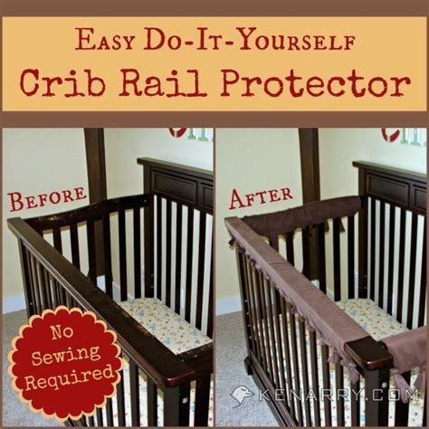 Are Crib Rail Covers Safe by Best 25 Crib Teething Guard Ideas On Crib