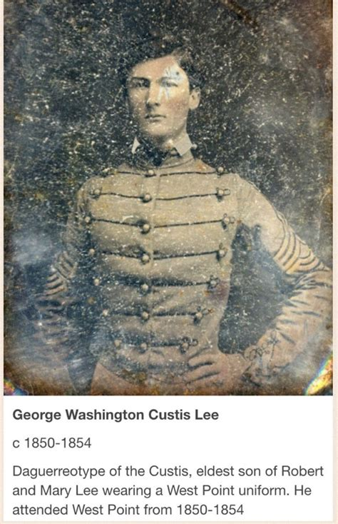 george washington custis lee biography 23 best images about american civil war robert e lee on