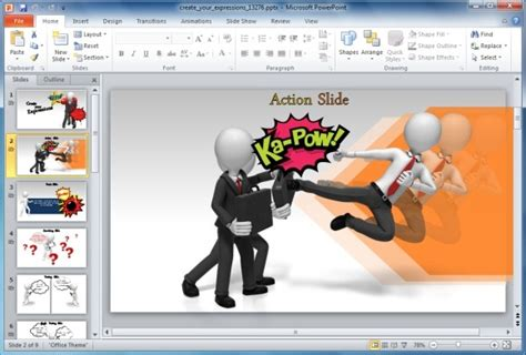 making a video with powerpoint my world films