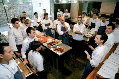 Kitchen Manager Course El Bulli Restaurant To Become Culinary Academy Luxuo