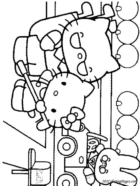 hello kitty nurse coloring pages hello kitty nurse coloring pages kids coloring page gallery