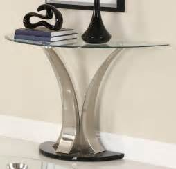 Table wonderful modern design superior strength curved wrought iron
