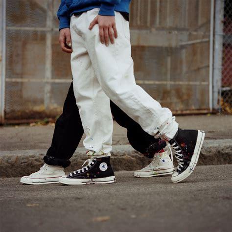 Converse Ct 70s High Black White bandulu converse chuck 70 sneaker bar detroit