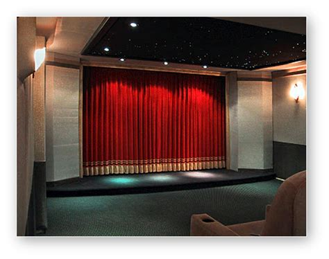 motorized home theater curtains home theater kathie johnson draperies and blinds omaha ne