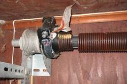 How To Adjust A Garage Door Torsion Spring Home Desain 2018 Garage Door Adjustment Do It Yourself