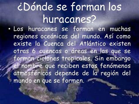 las imagenes virtuales se forman los huracanes