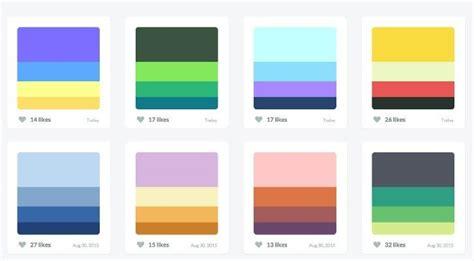 colour palette maker 14 generadores de paletas de color online para dise 241 o web