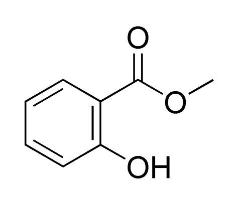 methyl ester berkas salicylic acid methyl ester chemical structure png