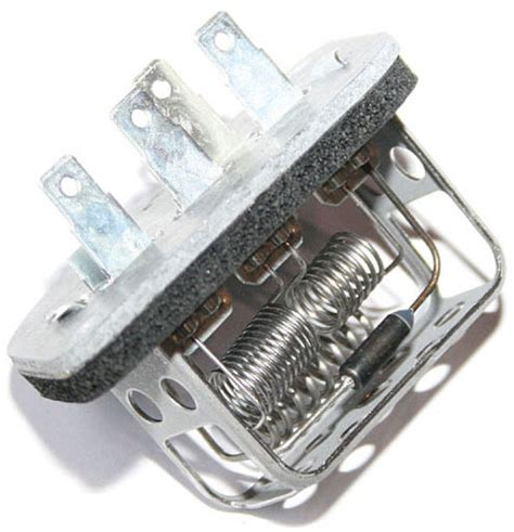 jeep zj blower motor resistor omix ada 17909 01 replacement heater blower motor resistor