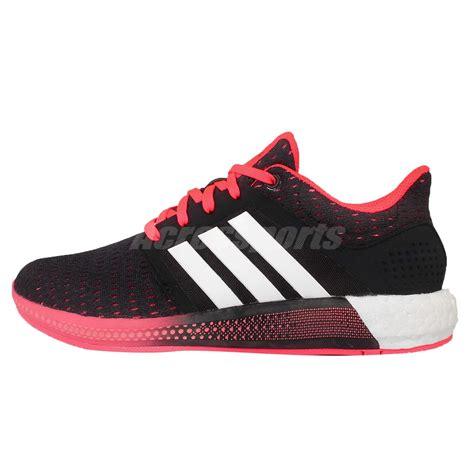 adidas solar boost w energy black pink womens lightweight running shoes s41995 ebay