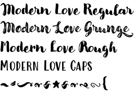 wedding font lithuanian modern a lovely font family by resistenza
