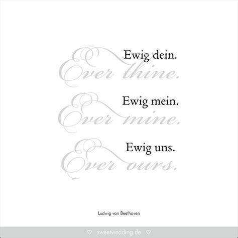 Hochzeit Zitate by 18 Besten Trauspr 252 Che Zitate Bilder Auf