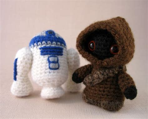knitted wars characters pin by marsha cook on crafts crochet knitting
