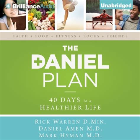 libro the daniel plan 40 online reading for free the daniel plan 40 days to a healthier life book online