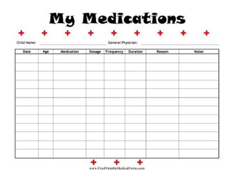 22 Images Of Resident Patient List Template Eucotech Com Medication Chart Template For Patients
