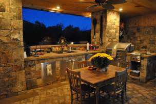 Outdoor Kitchen And Fireplace Designs by King Nc Pool Landscaping Outdoor Kitchen And Patio
