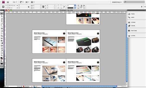 layout portfolio graphic design changed pdf portfolio tingmao blog