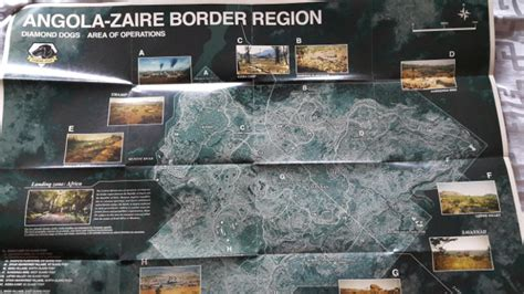 metal gear solid v africa map metal gear solid v the phantom map of angola