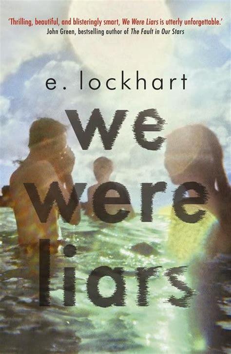 libro we were liars anteprima l estate dei segreti perduti di e lockhart paperblog