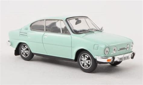 skoda 110 r mint abrex diecast model car 1 43 buy sell