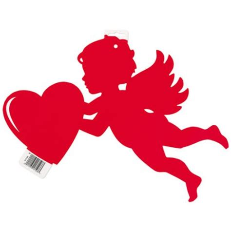 cupid valentines paper cut out cupid decoration walmart