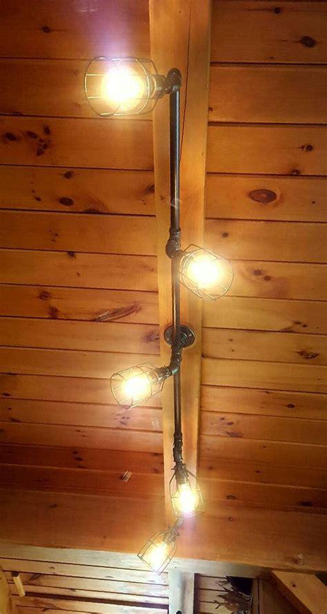 adjustable track lighting fixtures rustic industrial track lighting commercial track