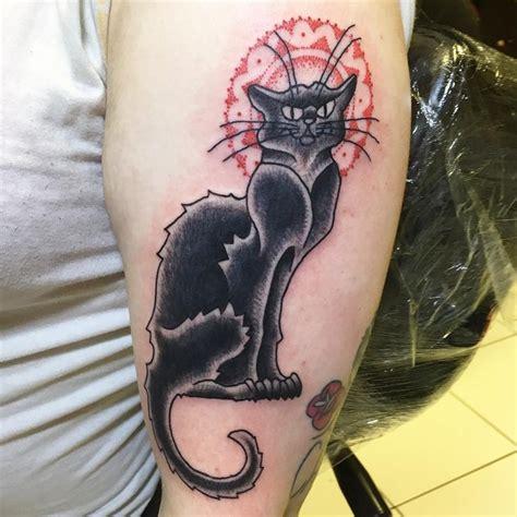black cat tattoo reno black cat tattoo pictures to pin on pinterest tattooskid