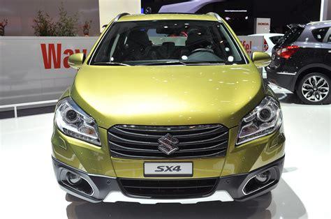 All New Suzuki Sx4 All New Suzuki Sx4 2013 Version ขายจร งเผยโฉมแล ว Pantip