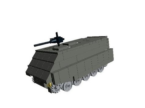 lego apc tutorial lego vietnam m113 apc instructions youtube