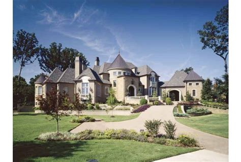 eplans european house plan chateau square